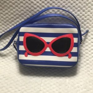 Kate Spade Make a Splash Sunglasses Crossbody